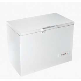 Hotpoint 118cm 300 Litre Chest Freezer - White - A+ Rated